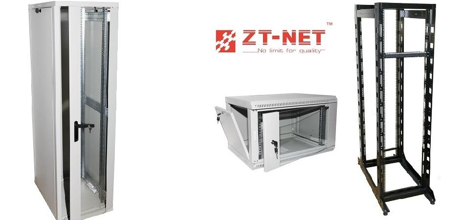 Серверные шкафы ZT-NET