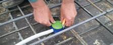 Коробки електромонтажні й приналежності для заливки в бетон (Spelsberg)