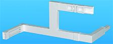 Пластикові кабельні короба Marshall Tufflex серія Maxi