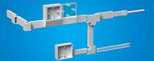 Пластиковые кабельные короба Marshall Tufflex серия Mini