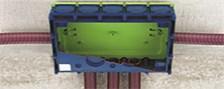 Коробки для заливки в бетон - Распределительные коробки Spelsberg IBT