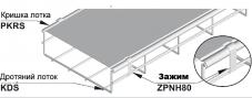 Зажим BAKS ZPNH80