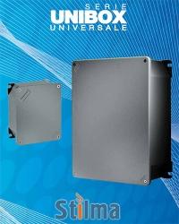 Коробки Stilma UNIBOX, IP67