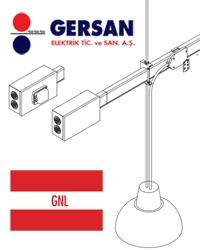Шинопровод Gersan GNL
